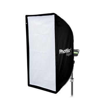Phottix Raja Quick-Folding Softbox 60×90cm (24″×35″)